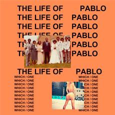 Capa do disco The Life Of Pablo, de Kanye West