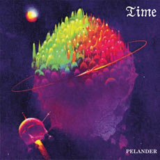 Capa do álbum Time