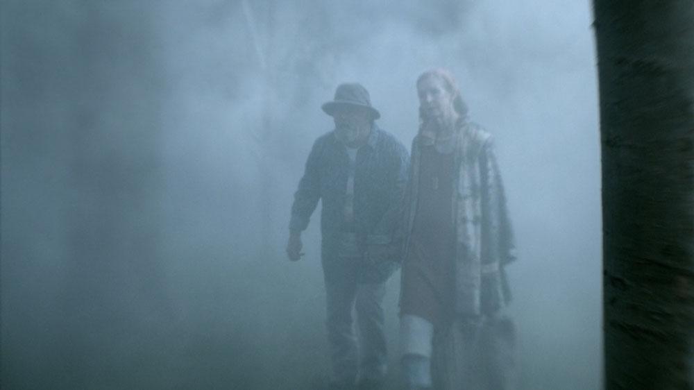 O Nevoeiro episódio Piloto efeitos especiais 2