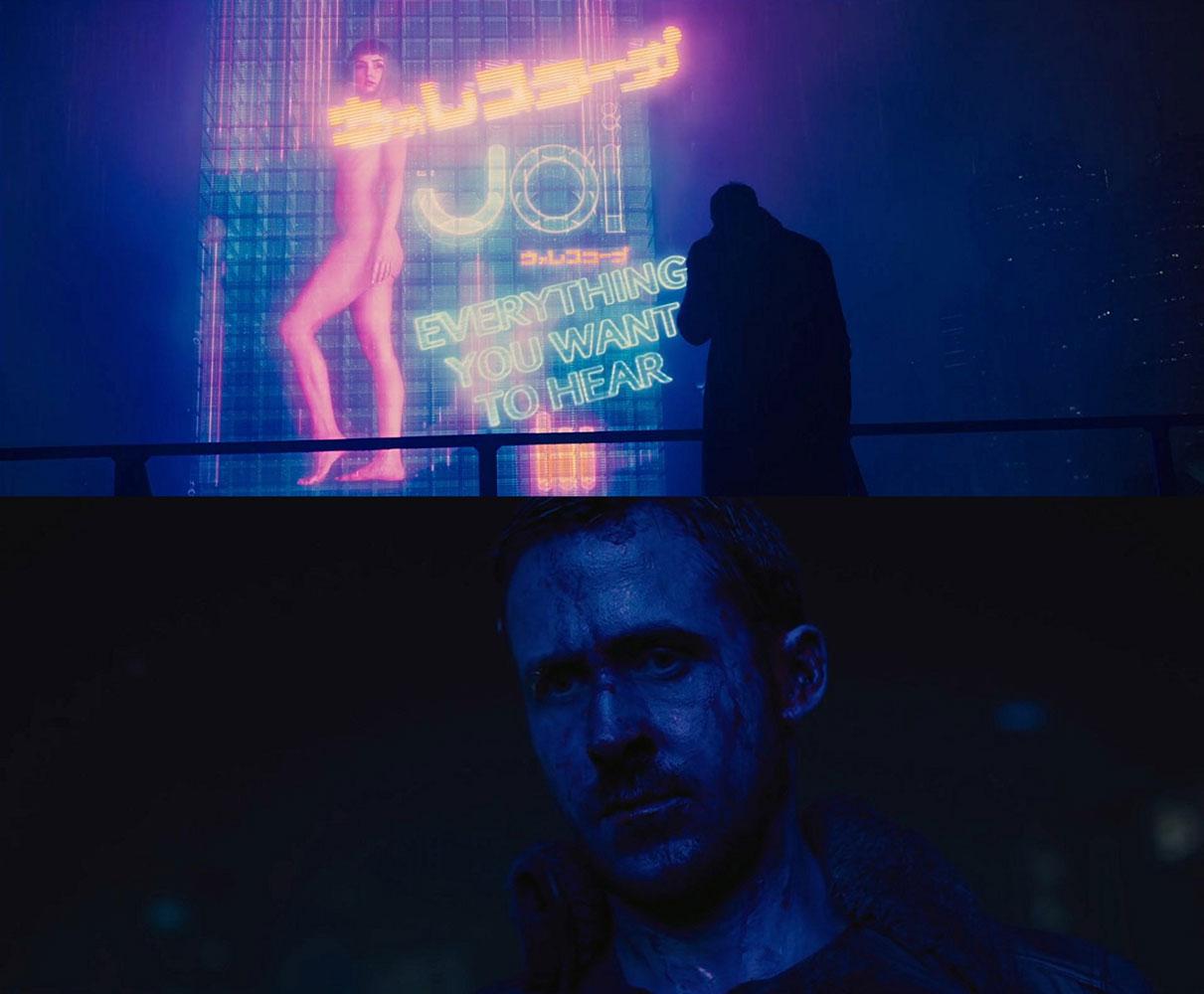 Blade Runner 2049 Ryan Gosling Ana de Armas