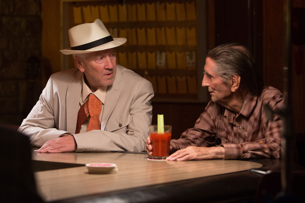 Lucky David Lynch Harry Dean Stanton
