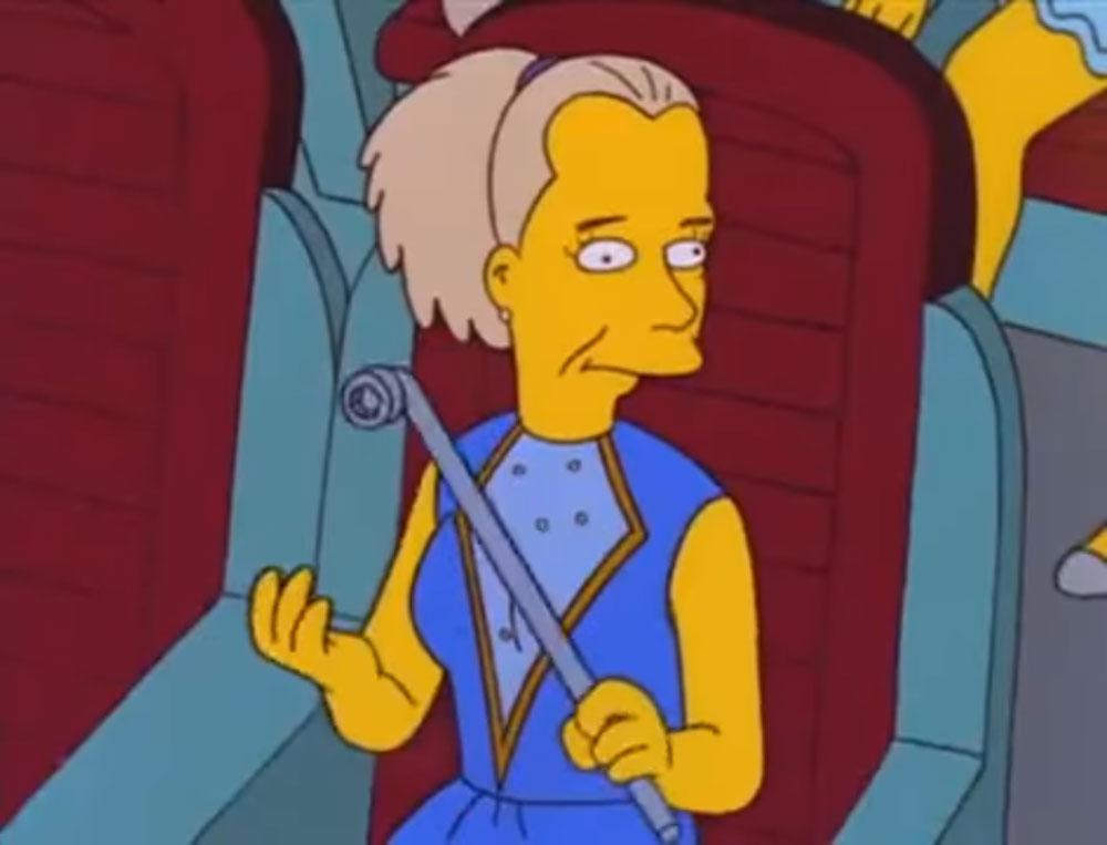 Eu, Tonya I, Tonya Tonya Harding Simpsons