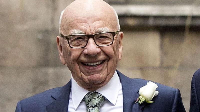 Operação Red Sparrow Fox Rupert Murdoch