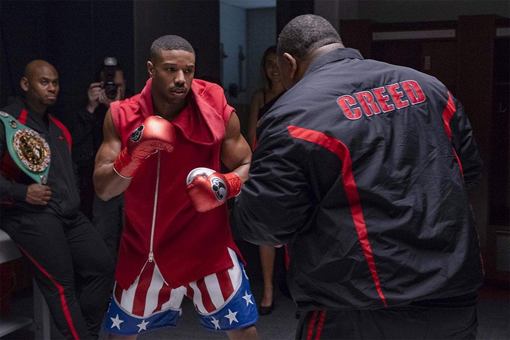 Creed II 2 Rocky Balboa Michael B Jordan Sylvester Stallone Dolph Lundgren Ivan Drago