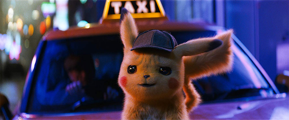 Pokémon: Detetive Pikachu Ryan Reynolds Justice Smith