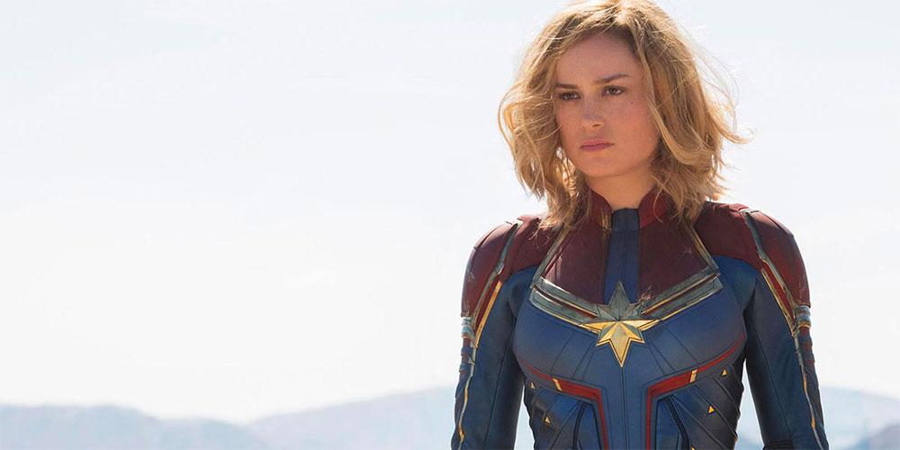 Marvel no cinema Capitã Marvel Brie Larson Carol Danvers
