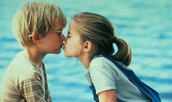 Meu Primeiro Amor beijo