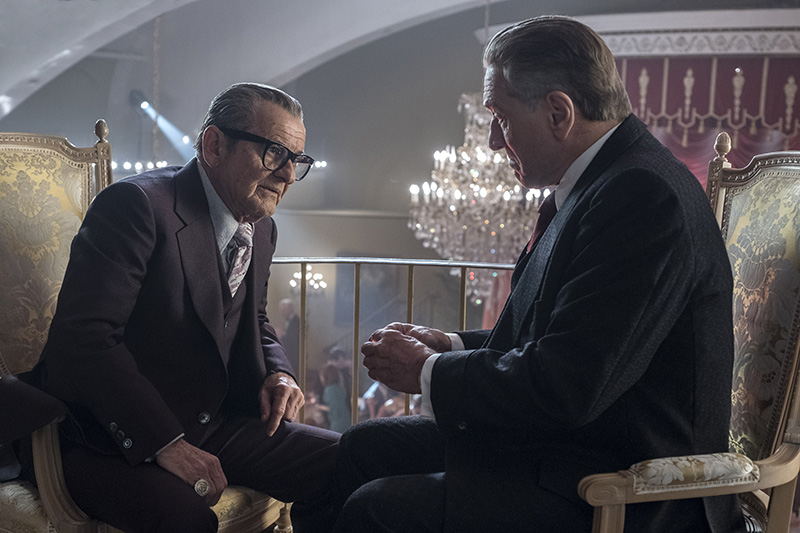 O Irlandês The Irishman Netflix Martin Scorsese