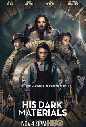 melhores séries de 2019 his dark materials
