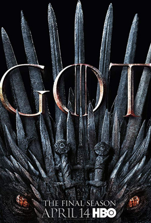 piores séries de 2019 game of thrones