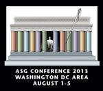 ASG Annual Conference 2013