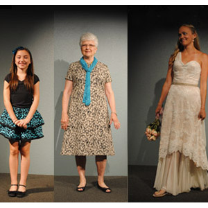 Anyone Can Sew Fashion Show Pictures