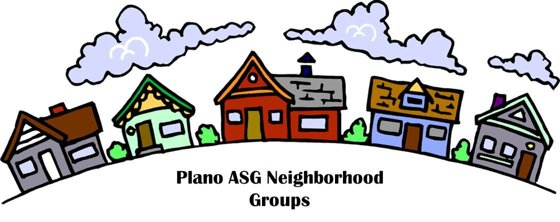 Neighborhood Groups Are Where It's At!