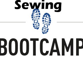 Sewing Boot Camps - Learning to Sew