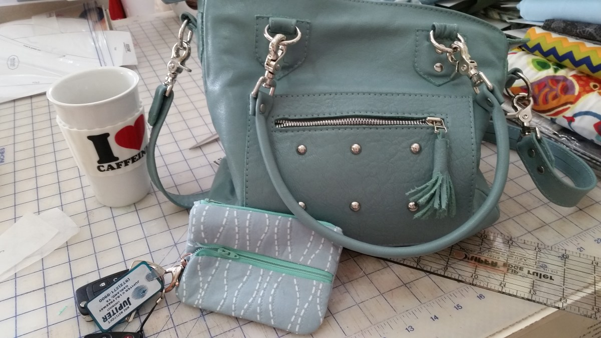 Adventures with the creation of leather handbags