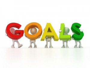 It is almost a New Year – Set reasonable goals