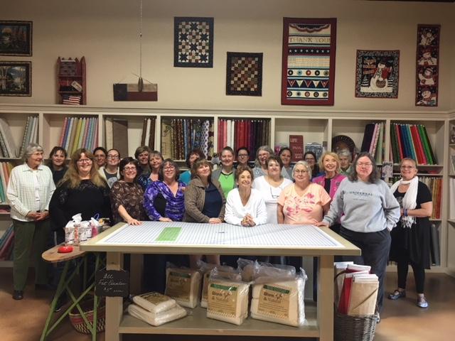 2018 ASG Plano Sewing Retreat!