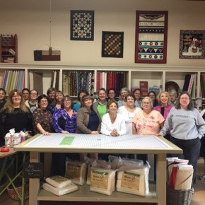 2018 ASG Plano Sewing Retreat!