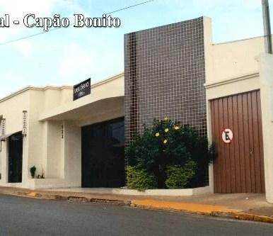 Capão Bonito - Centro - Velório e Escritório