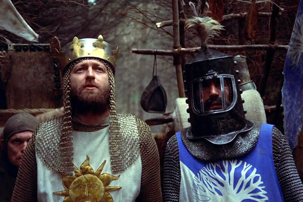 Crtica  Monty Python em Busca do Clice Sagrado  Plano