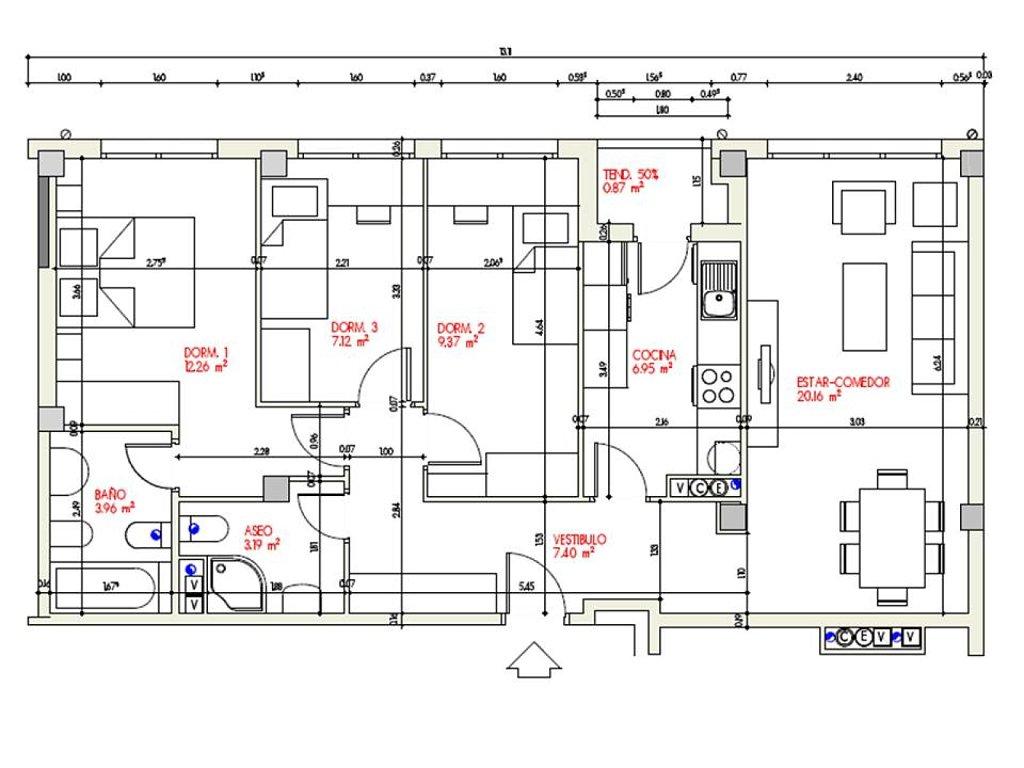 Casa de este alojamiento: Instalacion de ventanas de la