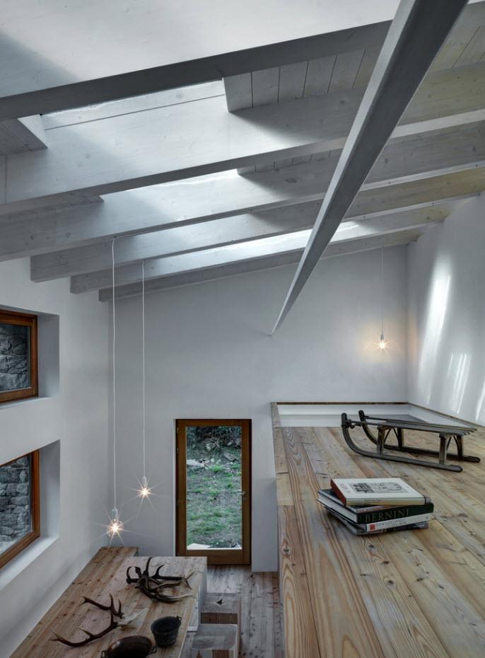 Casa de campo pequea 75 metros cuadrados  Planos de