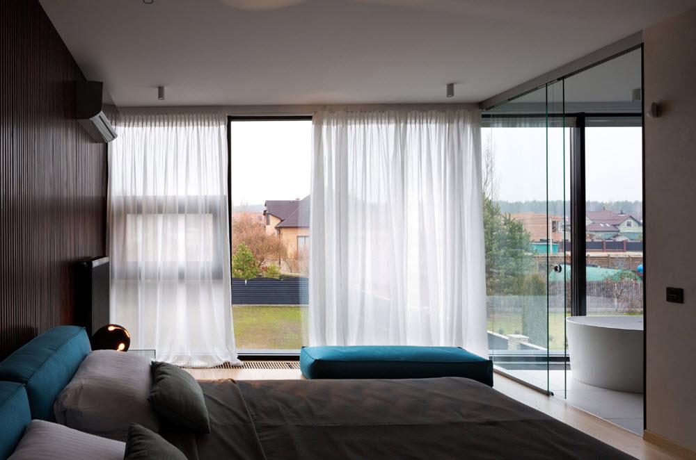 Diseo de casa moderna de dos pisos  Planos de Arquitectura