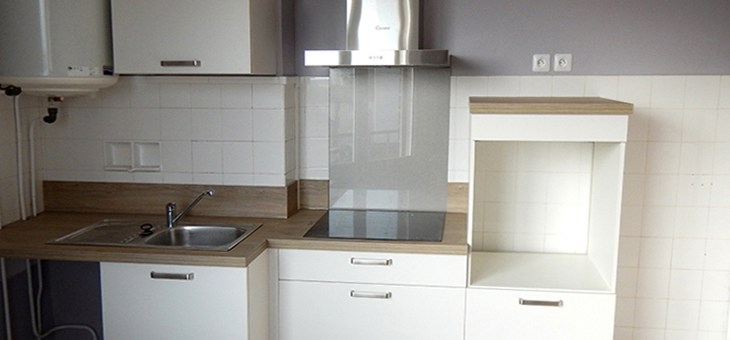 Appartement F3 – 85m² – Quartier Mairie