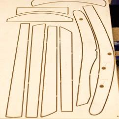 Adirondack Chair Pattern Wooden Repair Beach Plans The Barley Harvest Woodworking