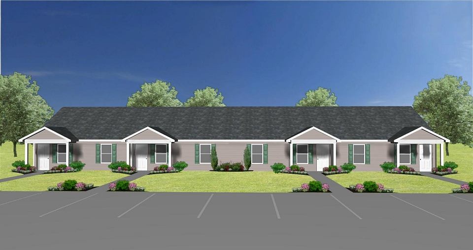 Sq ft house plans for Cost to build a fourplex