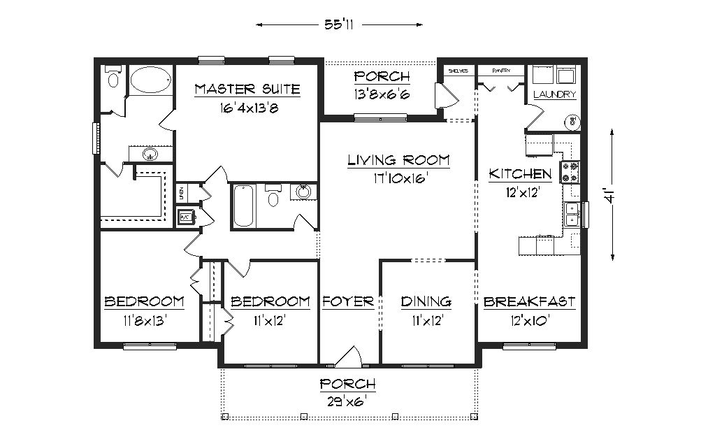J2070House plans by PlanSource Inc