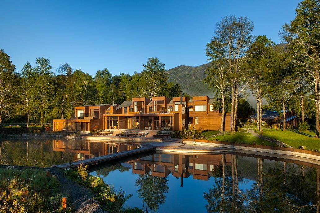 Hotel Vira Vira, Chile - Lagoon