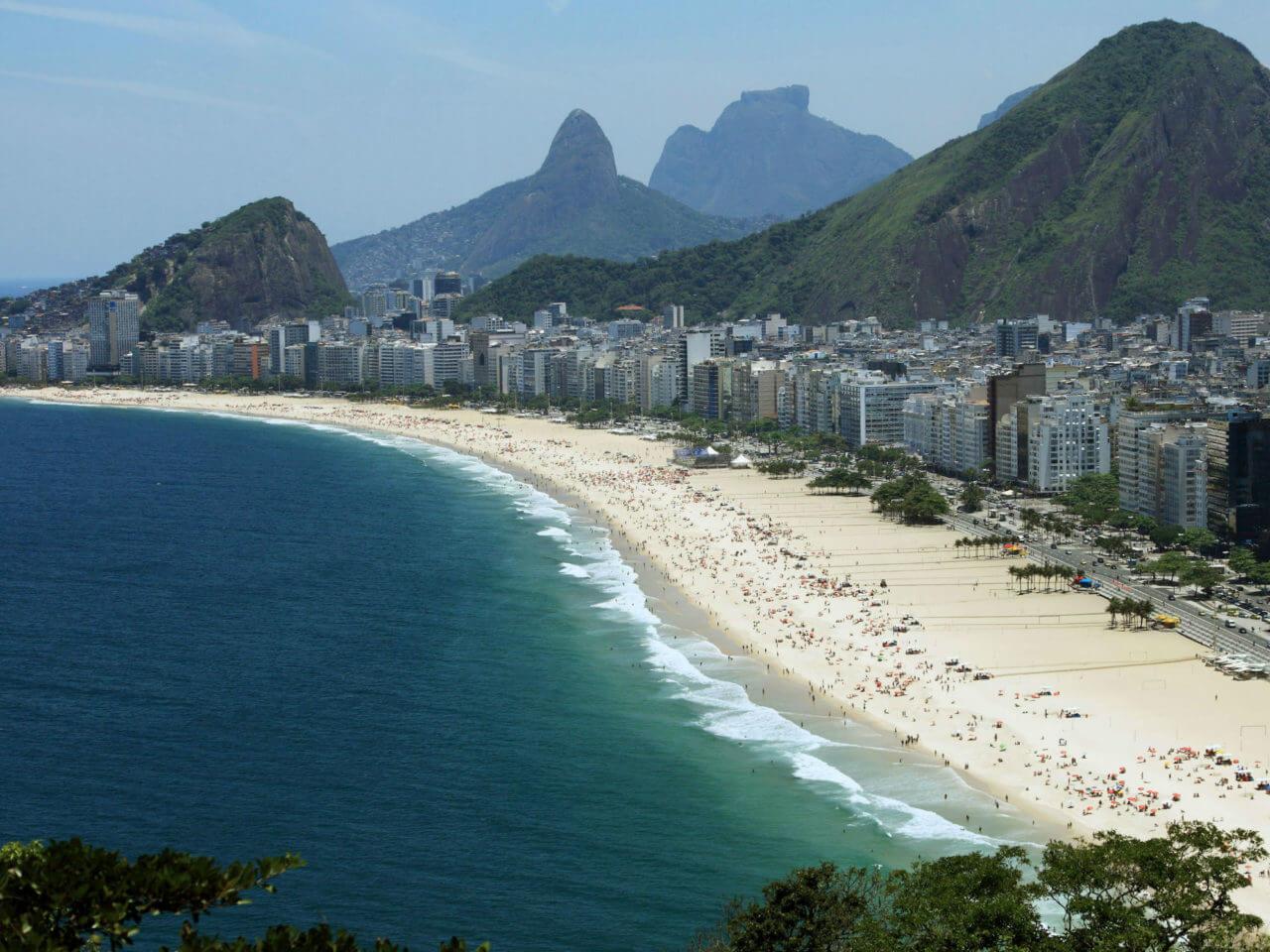 Plan South America