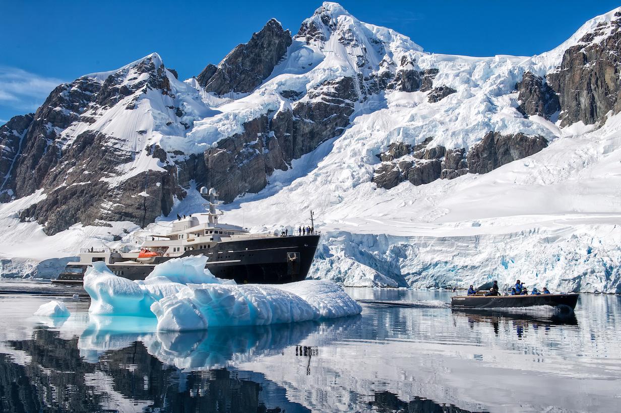 Legend Cruise, Antarctica | Plan South America