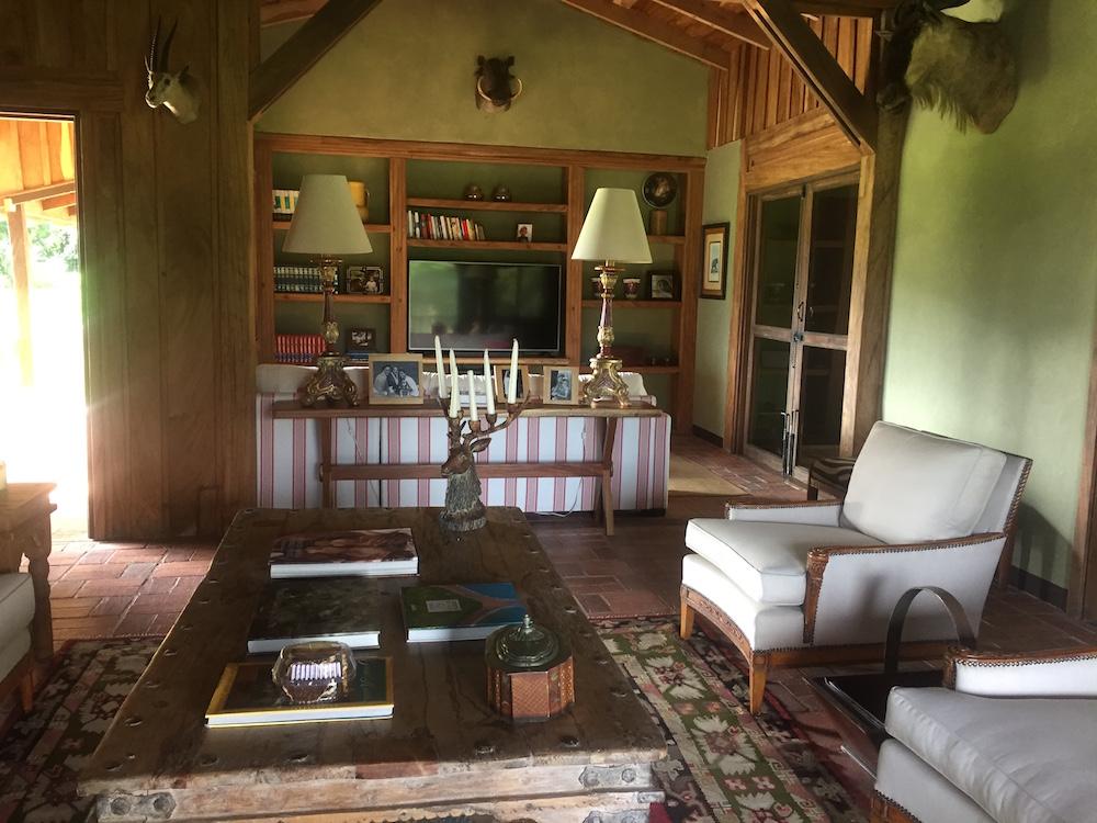 Hacienda Montezuma, Costa Rica - Sitting Room