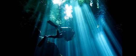 Tajma Ha Cenote, Mexico