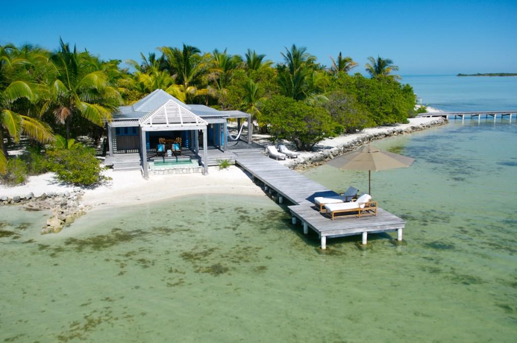 Casa Brisa, Cayo Espanto, Belize - Jetty