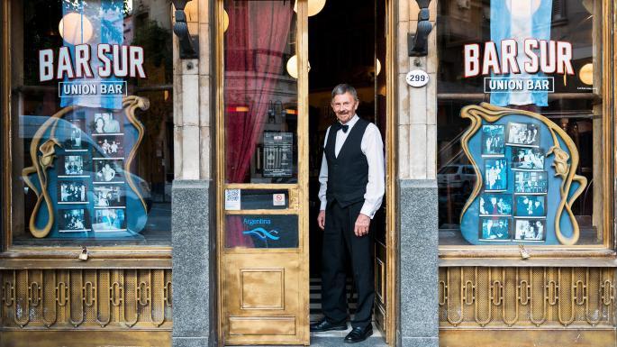 Bar Sur, Buenos Aires