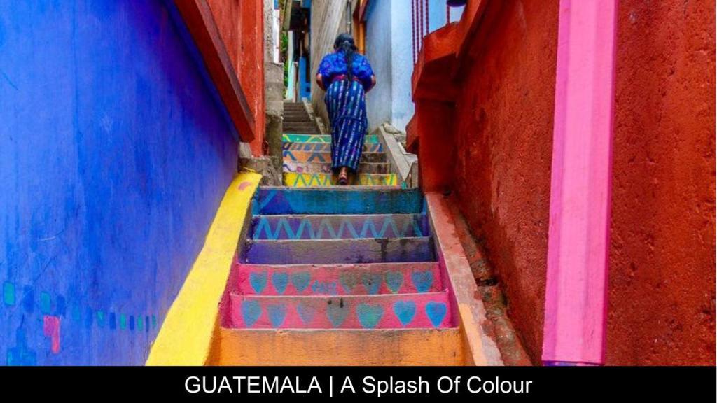 Guatemala A Splash Of Colour - Travel With Purpose - Palopo