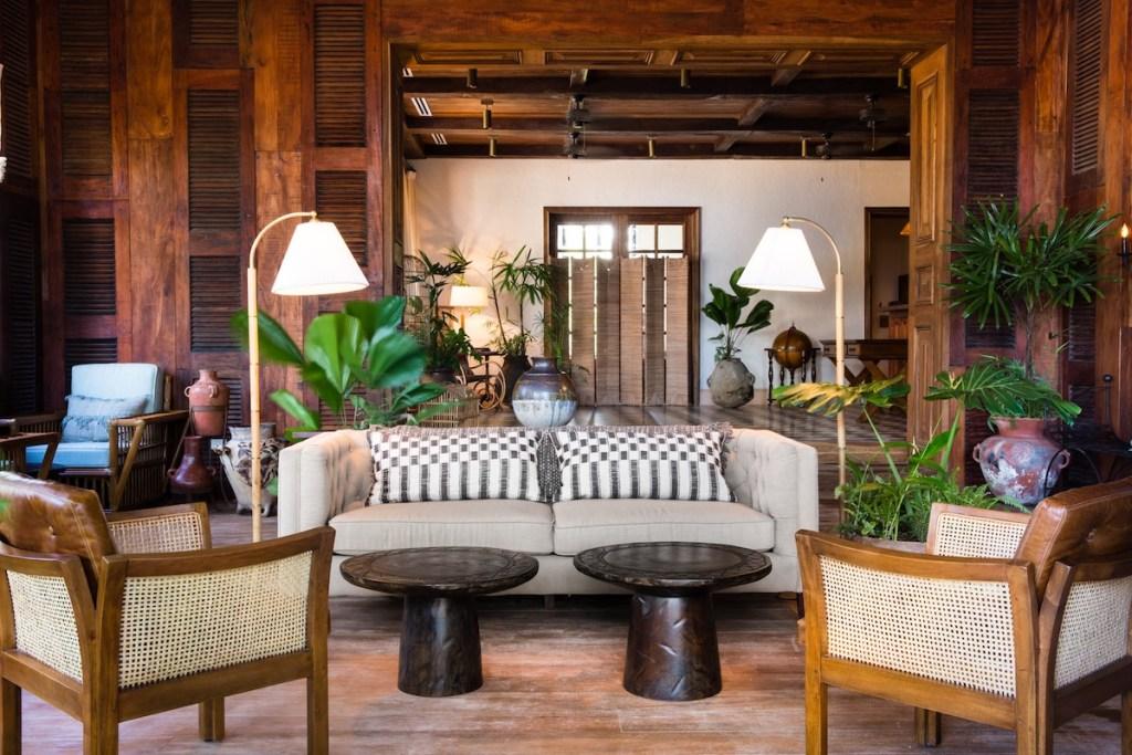 Itz'ana Belize - Lounge