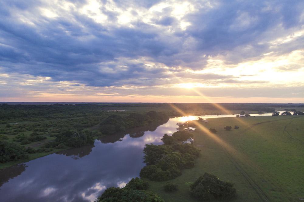 Los Llanos, Colombia   Plan South America