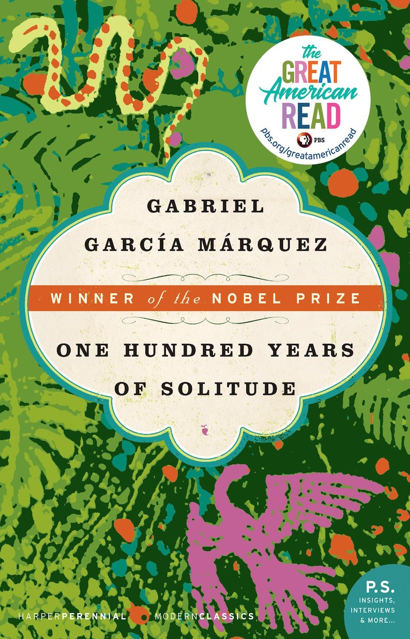 One Hundred Years of Solitude, Latin American Literature