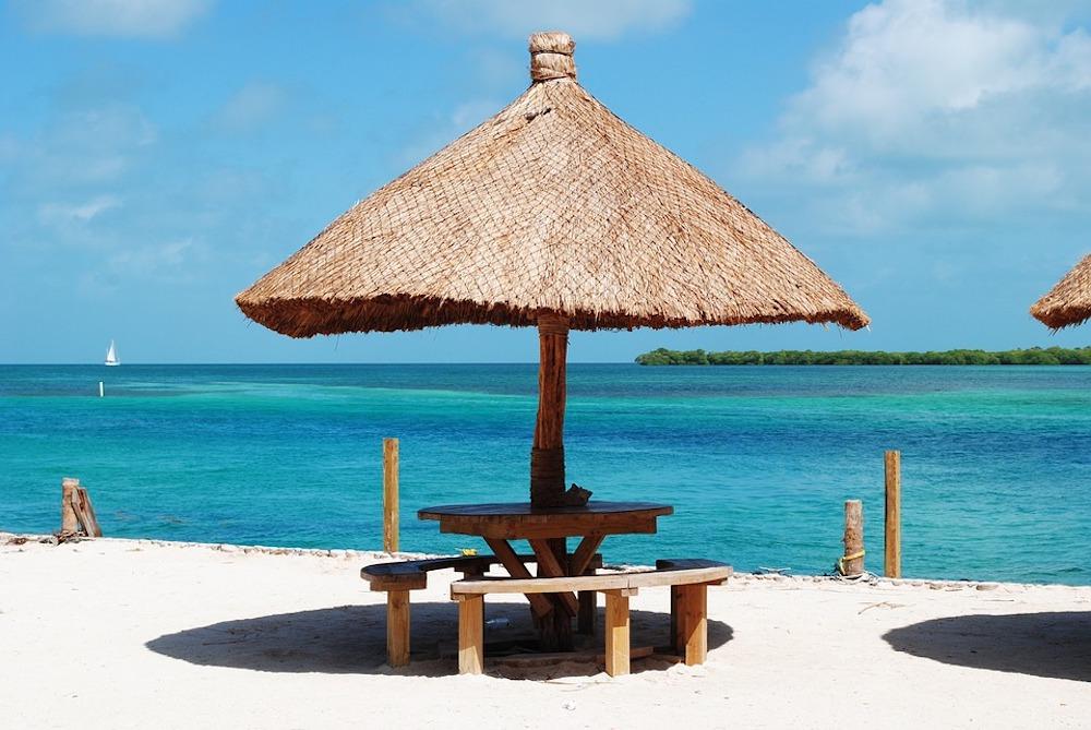 Plan South America   Belize beach