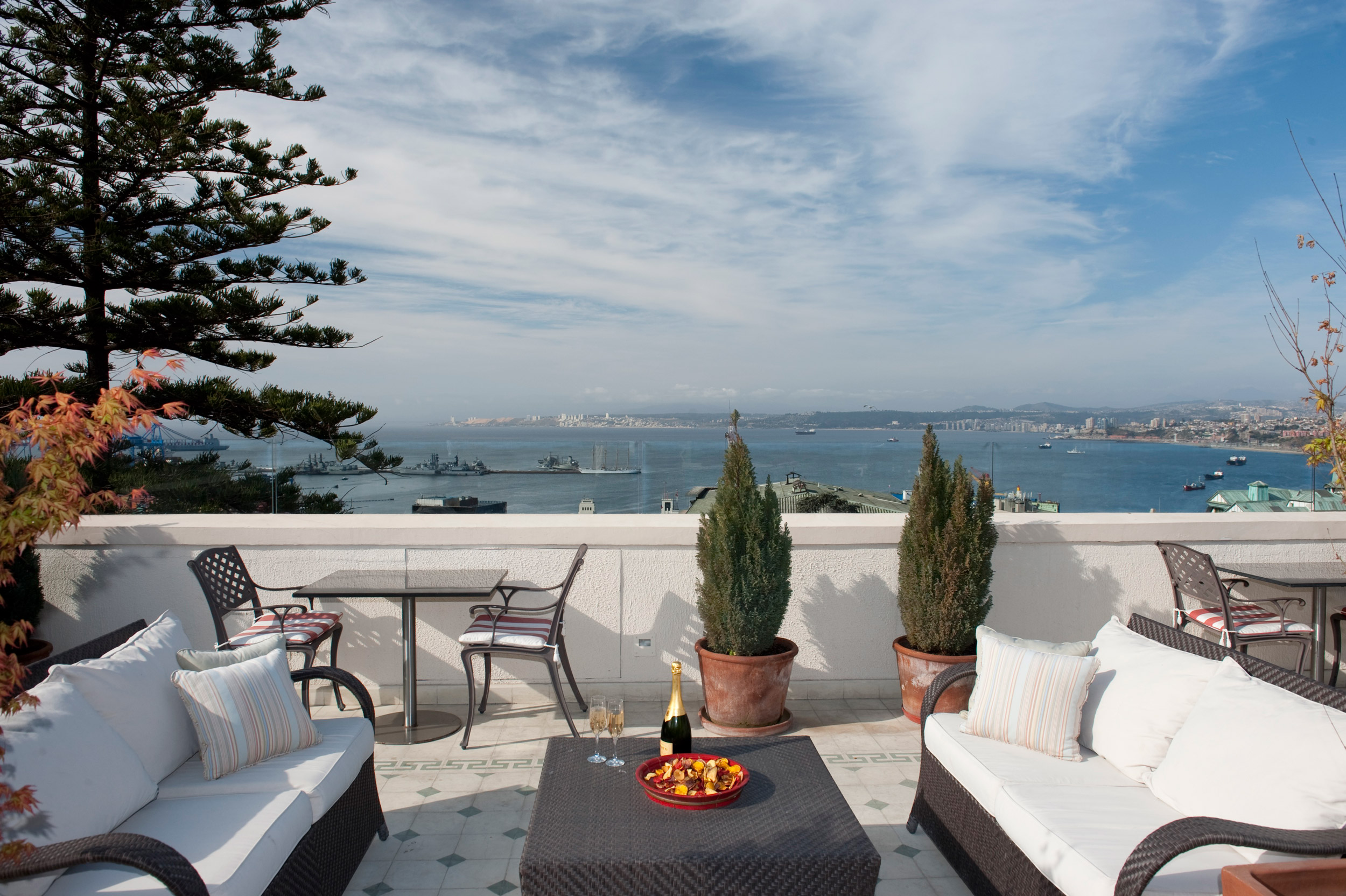 Hotel Casa Higueras View, Chile | Plan South America