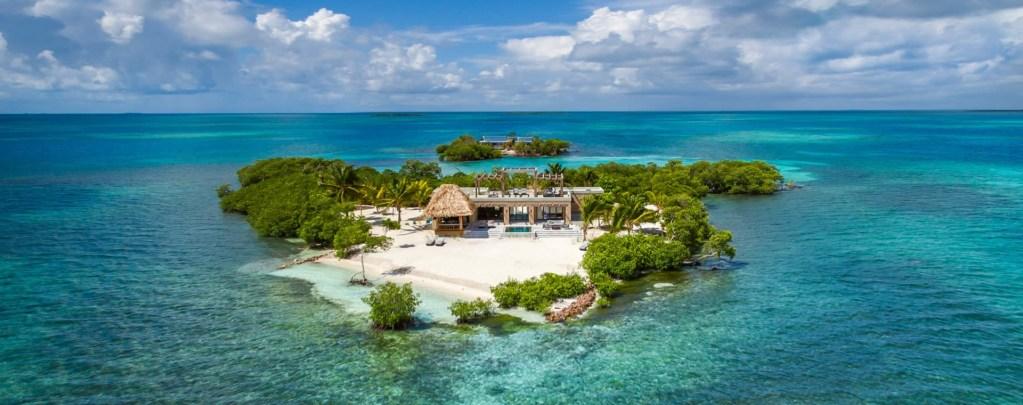Gladden Private Island, Belize   Plan South America