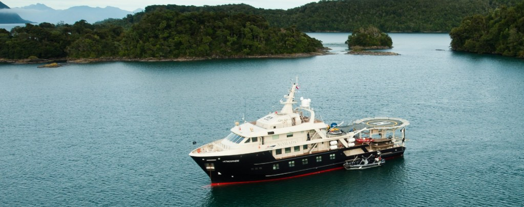 Nomads of the Sea, Chile   Plan South America
