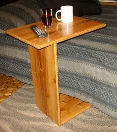 sofa arm tray wood crypton sectional 100 free end table plans - planspin.com