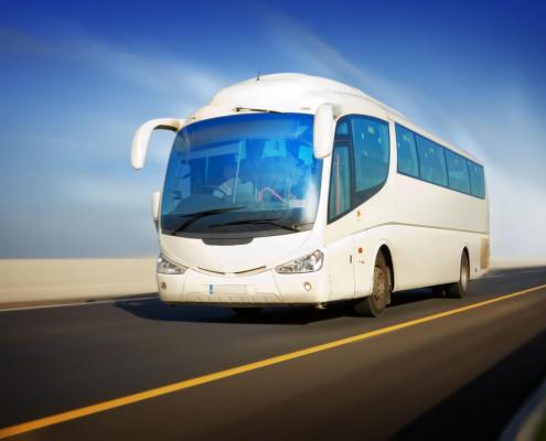 Bus and Coach tracking