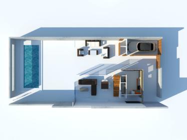 62 vivendas unifamiliares