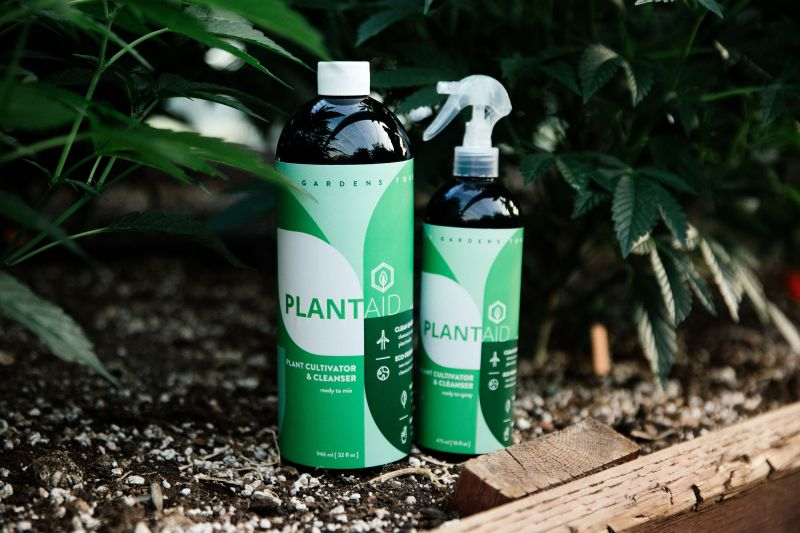 Plant Aid Showcasing at Cannatank420 2019